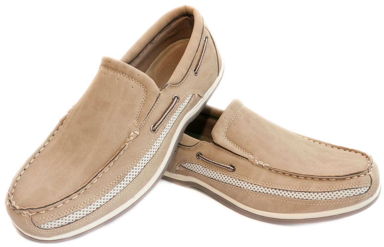 s cruiser slip on air mesh laceless boat shoes