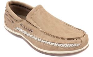 Picture of Men's CRUISER Slip-On Air Mesh Laceless Boat Shoes